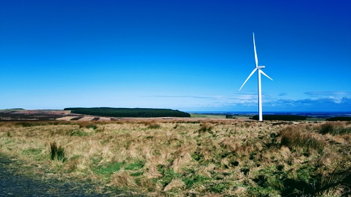 Northumberland view